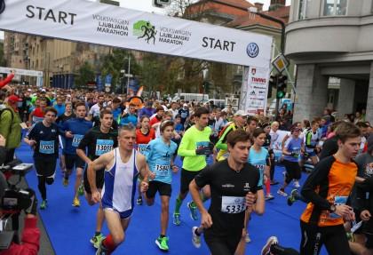 Ljubljanski maraton 2014